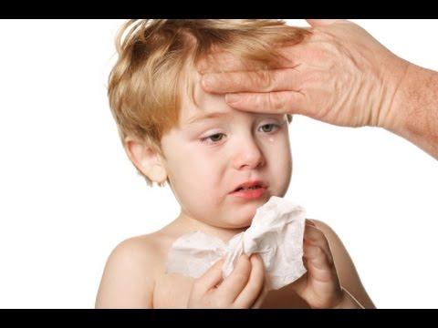 بالصور اعراض الانفلونزا عند الاطفال , اصابة الطفل بالانفلونزا 12941 1