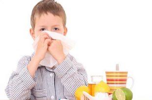 بالصور اعراض الانفلونزا عند الاطفال , اصابة الطفل بالانفلونزا 12941 2 310x205