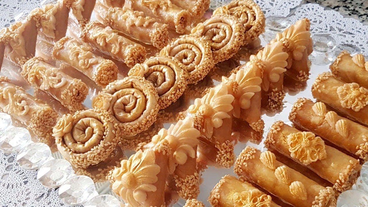 بالصور حلويات مغربية تقليدية وعصرية بالصور , اشهر حلوي مغربية 12942 1