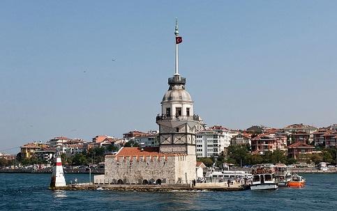 بالصور برج البنات تركيا , اهم ابراج تركيا 12953 1