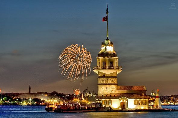 بالصور برج البنات تركيا , اهم ابراج تركيا 12953 11