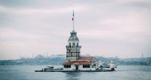 صورة برج البنات تركيا , اهم ابراج تركيا