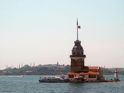 بالصور برج البنات تركيا , اهم ابراج تركيا 12953 2