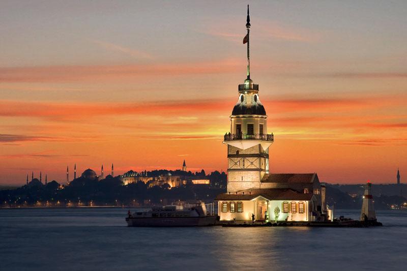 بالصور برج البنات تركيا , اهم ابراج تركيا 12953 3