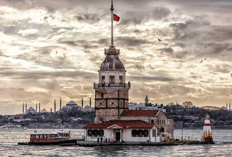 بالصور برج البنات تركيا , اهم ابراج تركيا 12953 8