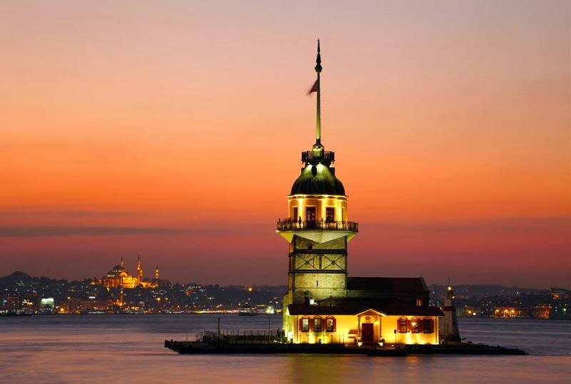 بالصور برج البنات تركيا , اهم ابراج تركيا 12953 9