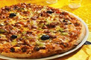 بالصور طريقة عمل البيتزا بالتونة , تحضير البيتزا في المنزل 12963 2 310x205
