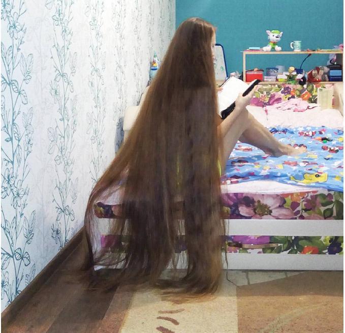 بالصور اطول شعر بالعالم , صور شعر طويل 12978 1
