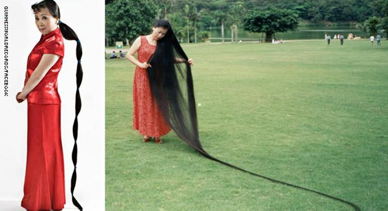 بالصور اطول شعر بالعالم , صور شعر طويل 12978 2