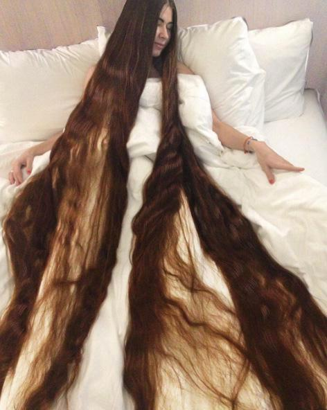بالصور اطول شعر بالعالم , صور شعر طويل 12978 7