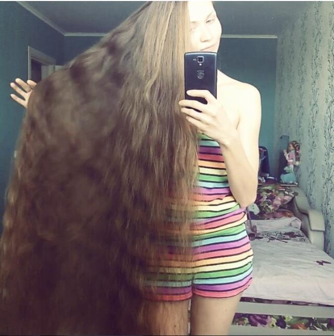 بالصور اطول شعر بالعالم , صور شعر طويل 12978