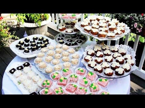 بالصور حلويات سميرة للاعراس , وصفات حلويات للزفاف 12993 1