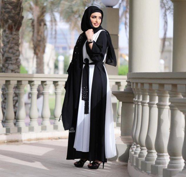 بالصور ملابس محجبات مصر , احلي ازياء للمحجبات 13001 2