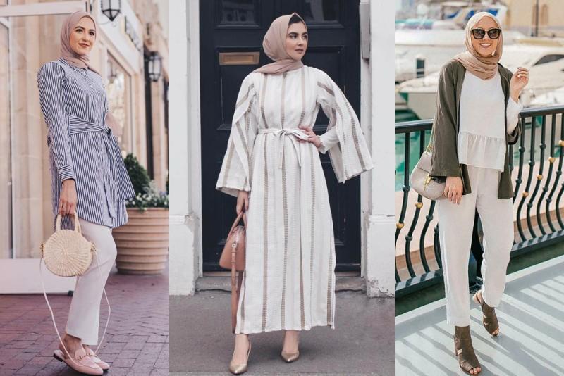 بالصور ملابس محجبات مصر , احلي ازياء للمحجبات 13001 7