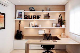 صور غرف سرية داخل المنزل , غرف مكتب مميزة