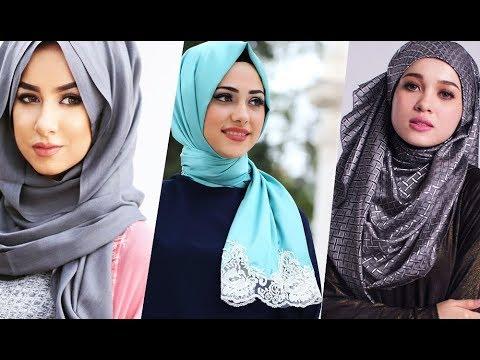 بالصور كيفية لبس الحجاب , طرق حديثة للحجاب 13054 3