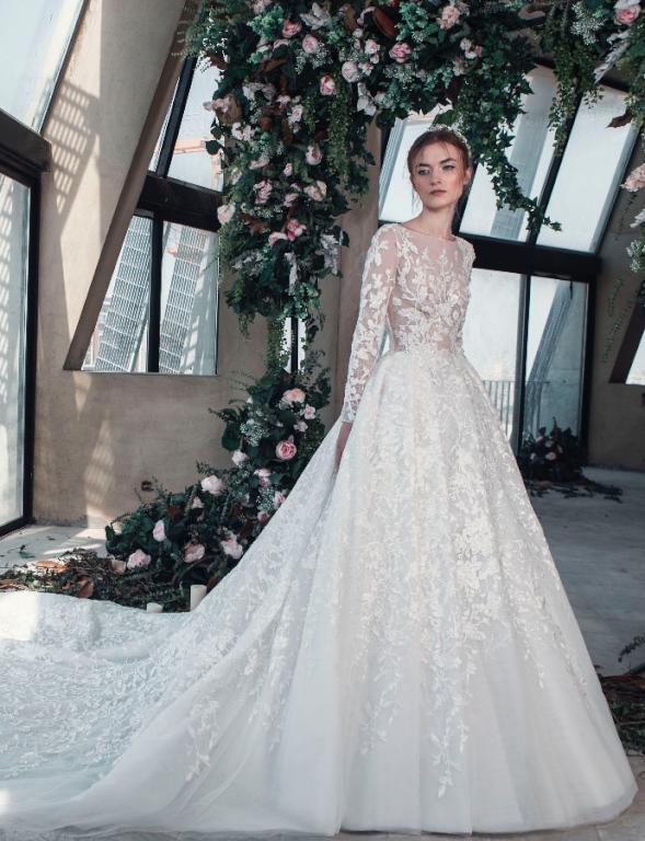 صورة صور فساتين عروس , اجمل فساتين عروس