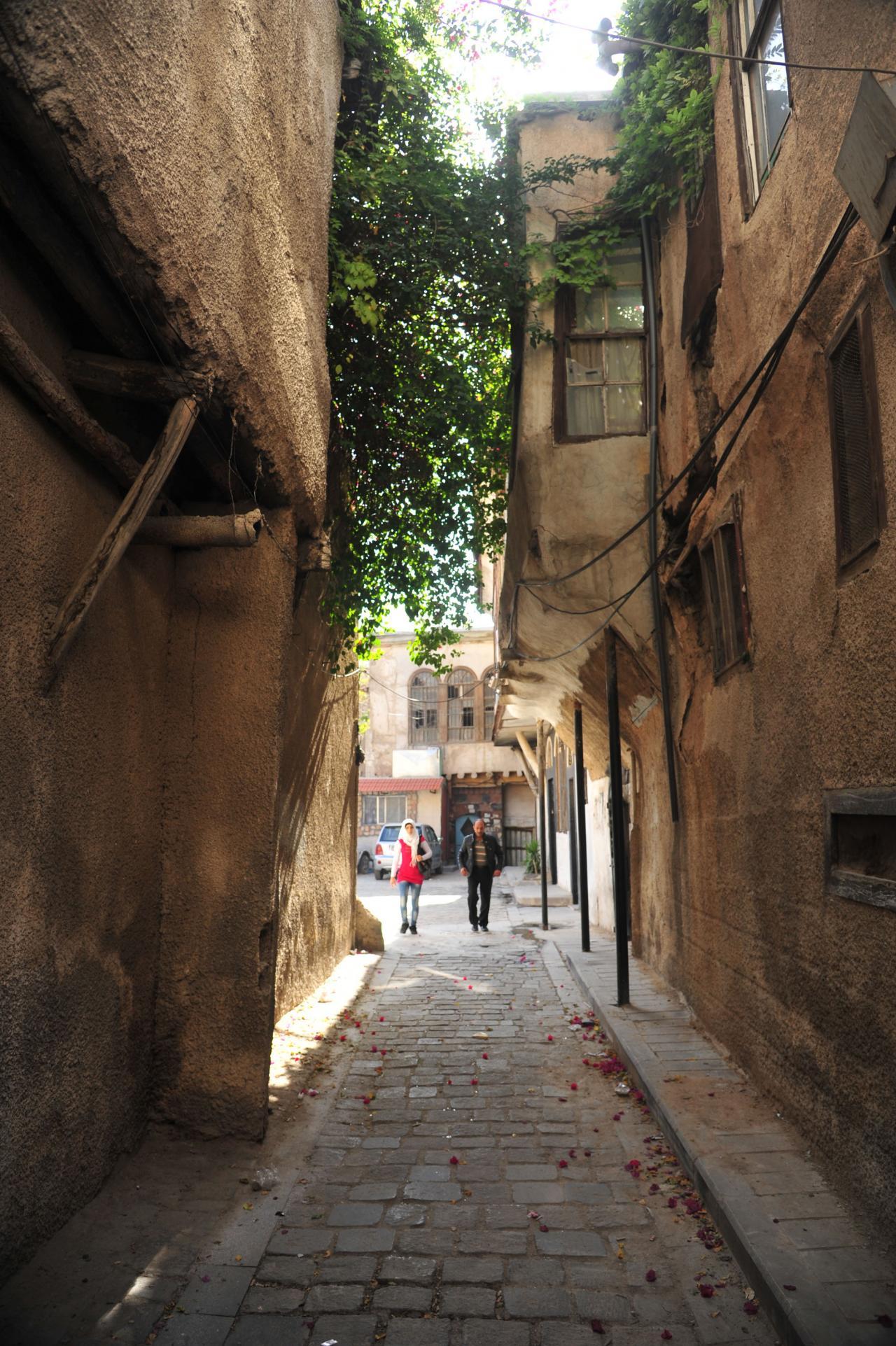 صورة صور دمشق القديمة , اجمل دمشقيات قديمة