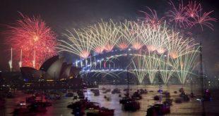 صور اجمل صور في العام , اجمل صور التقطت لاحتفال عام 2019