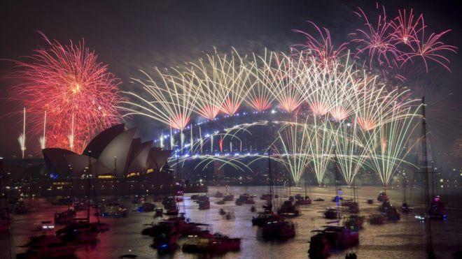 صورة اجمل صور في العام , اجمل صور التقطت لاحتفال عام 2019