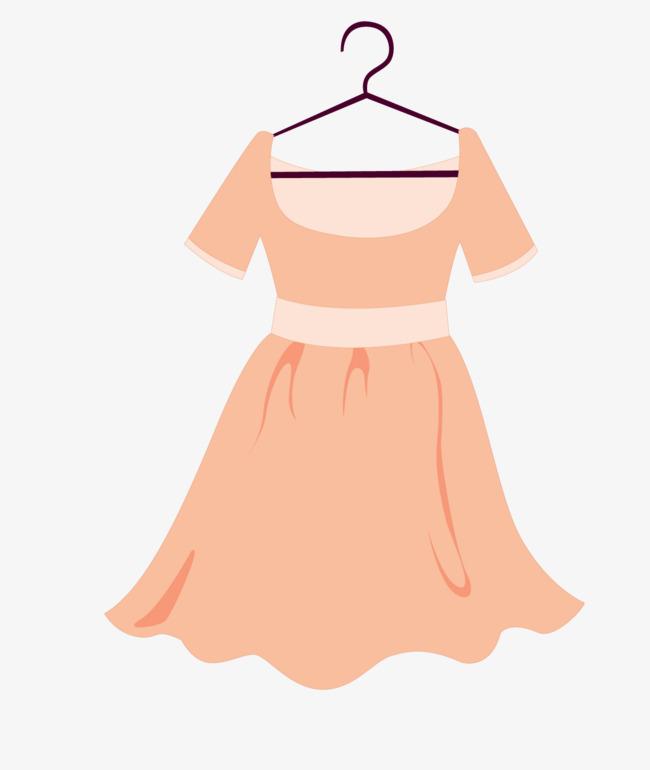 صورة فستان كرتون