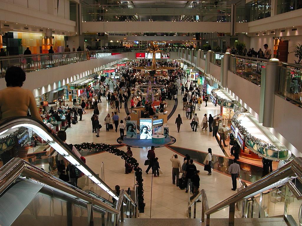 صورة صور مطار دبي , اجمل الصور لمطار دبي الدولى