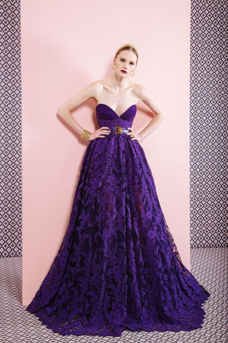 صورة صور فساتين سهره , كولكشن اروع الفساتين