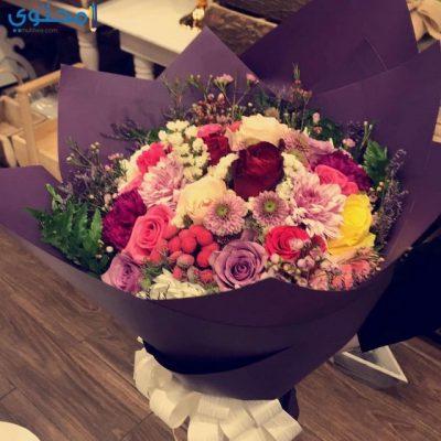 صورة صور بوكيه ورد , جمال وروعة الورد