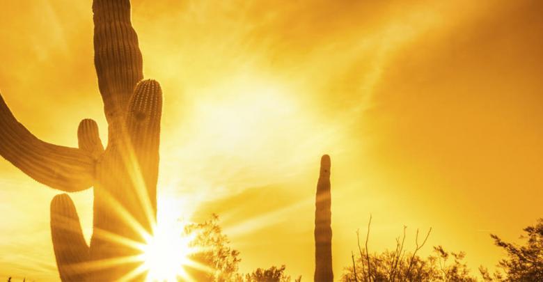 صورة اعلى درجة حرارة في العالم , اكثر المناطق حراره على كوكب الارض