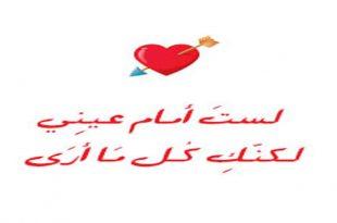 صورة كلام حب قصير للحبيب , مقولات رومانسيه بسيطه للشريك
