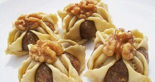 صور الحلويات المغربية بالصور والمقادير , اشهي حلويات المغرب