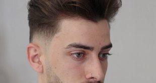 صور اجمل قصات الشعر للرجال , احدث تصفيفات شعر الشباب