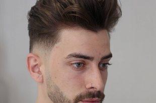 صورة اجمل قصات الشعر للرجال , احدث تصفيفات شعر الشباب