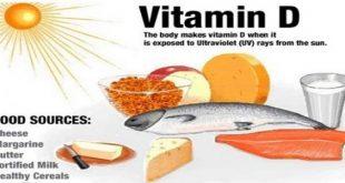 صور اين يوجد فيتامين د , مصادر فيتامين D