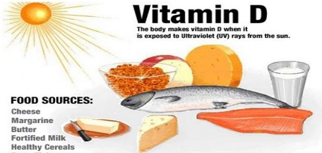 صورة اين يوجد فيتامين د , مصادر فيتامين D