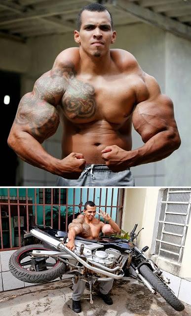 صور اضخم رجل في العالم , اكبر الذكور فى الحجم والعضلات