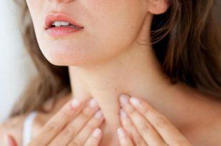 صورة اعراض الغدة الدرقية , تاثيرات تسببها الغدة الدرقيه على جسمك