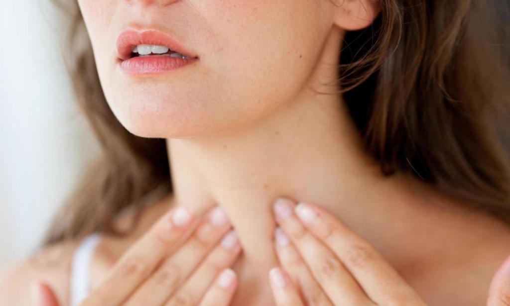 صور اعراض الغدة الدرقية , تاثيرات تسببها الغدة الدرقيه على جسمك
