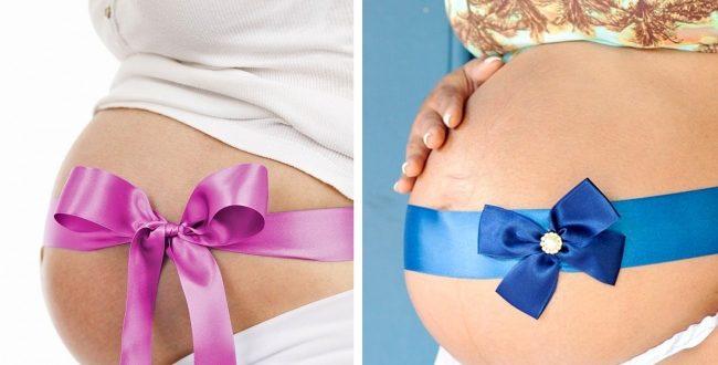 شكل بطن الحامل ببنت او ولد بالصور كيف نتعرف على نوع الجنين معنى الحب