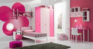 صور غرف نوم بنات اطفال , اوض نوم فتيات صغيره