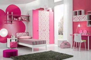صورة غرف نوم بنات اطفال , اوض نوم فتيات صغيره