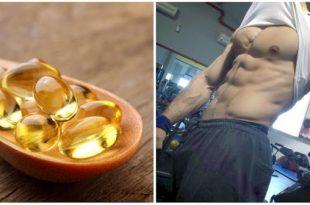 صورة فوائد اوميغا 3 لكمال الاجسام , مزايا فيتامين اوميجا 3 للاعبي بناء العضلات