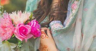 صور بنات مع ورد , صور فتيات بزهور