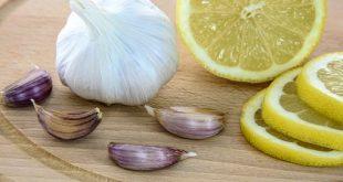 صور فوائد الثوم والليمون , ايجابيات وصفه الثوم والليمون