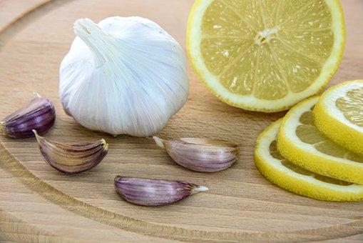 صورة فوائد الثوم والليمون , ايجابيات وصفه الثوم والليمون