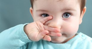 صور علاج سيلان الانف عند الرضع , طرق للتخلص من الرشح عند الصغار