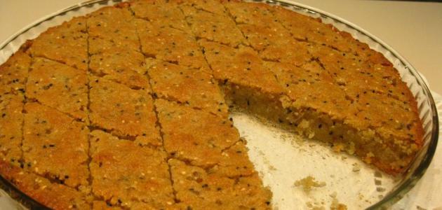 صورة طريقة عمل صينية الحلبة , وصفه لذيذه لاعداد حلوى الحلبه 12206