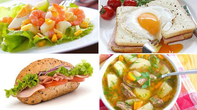 صورة وصفات خفيفة للعشاء , طرق اعداد وجبات للمساء بسيطه