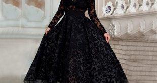 صورة احدث موديلات الفساتين , صيحات عصريه جديده لاثواب المناسبات