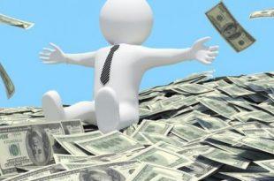 صورة كيف اصبح غني , قواعد هامه لتكون ثريا